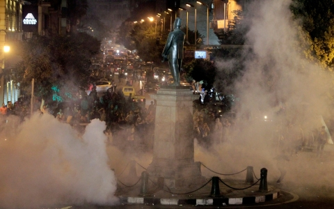 Thumbnail image for Egypt constitution amendments enshrine military power