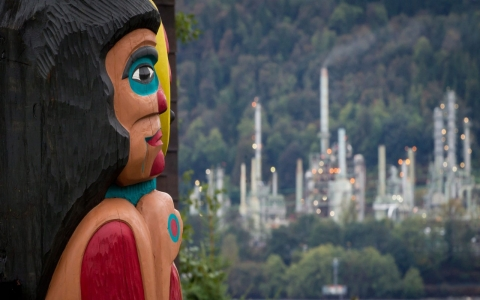 Thumbnail image for Canada regulator OKs oil pipeline to Pacific coast amid Native opposition