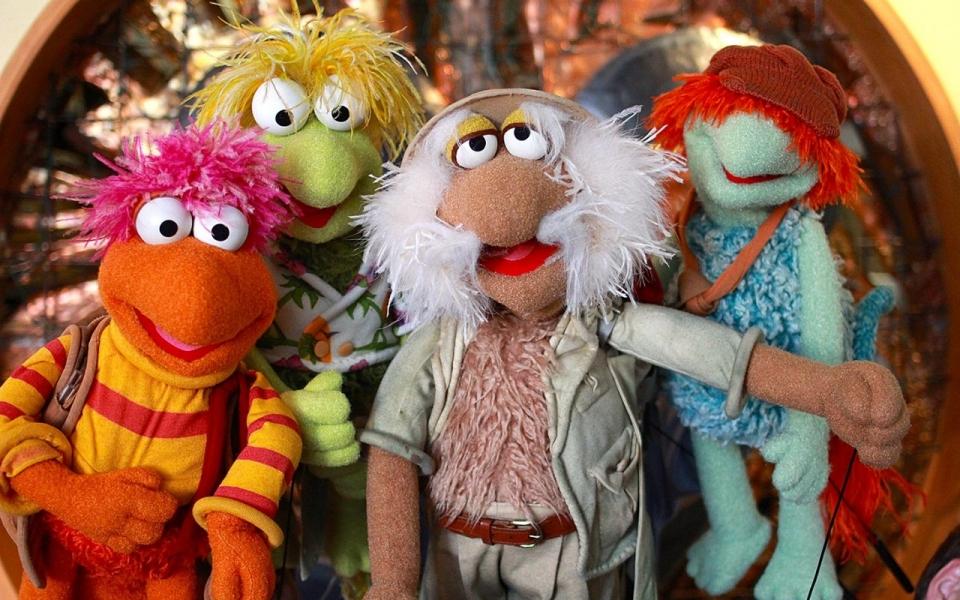 Fraggle Rock Jim Henson S Peacenik Puppets Turn 30 Al Jazeera America