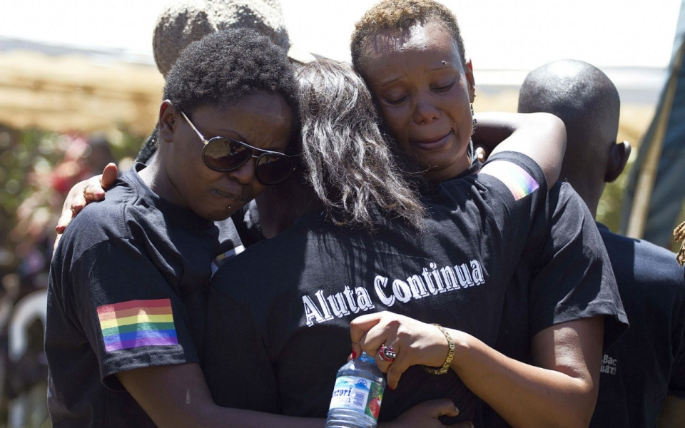 American evangelicals uganda homosexuality