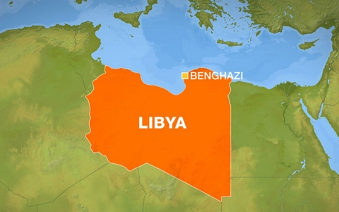 Thumbnail image for Deadly car bomb explodes outside military base near Benghazi