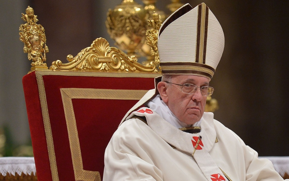 Pope Francis delivers message of tolerance, forgiveness on ...