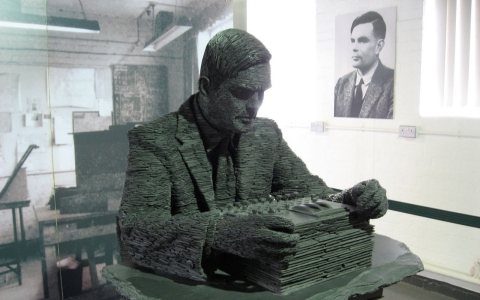 Thumbnail image for UK pardons computer pioneer Alan Turing 59 years after death