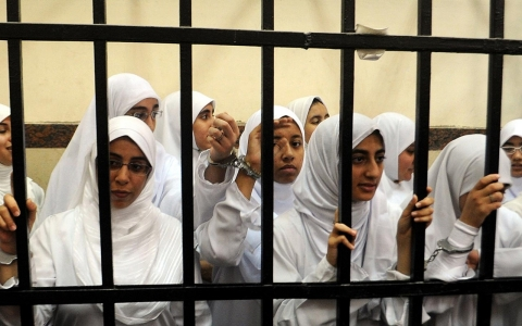 Thumbnail image for At year's end, Egypt maintains little tolerance for dissent