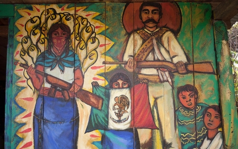Thumbnail image for The Zapatista rebels of Mexico: <br>20 years on and in retreat