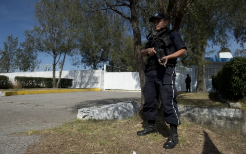 Thumbnail image for Mexican officials find stolen, 'extremely dangerous' radioactive material