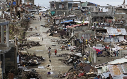 A month after Typhoon Haiyan, a push for immigration reform