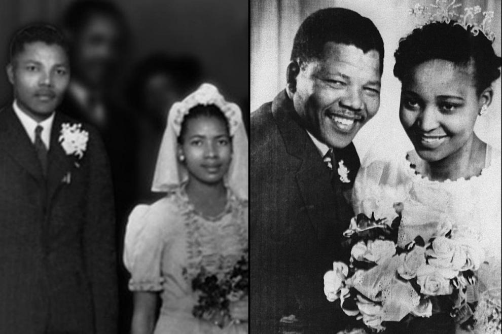 Timeline Of Nelson Mandelas Life