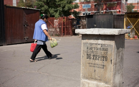 Mexico, Mexico City, narco culture, Tepito, drugs, death