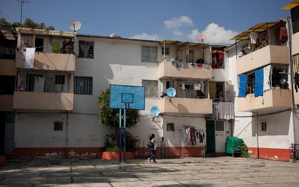 Mexico City Black Markets Narco Culture Drugs Tepito