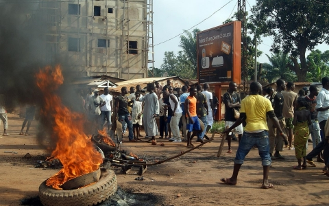 Thumbnail image for OPINION: Central African Republic falling into anarchy