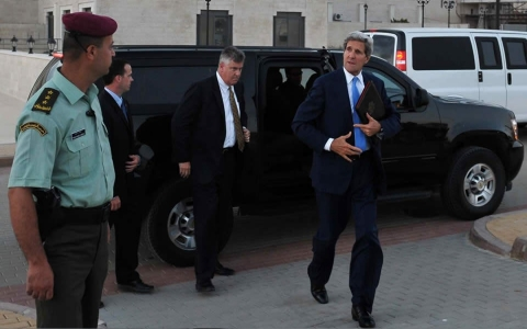 John Kerry has been to the region six times since becoming Secretary of State (Mandel Ngan/Getty Images)