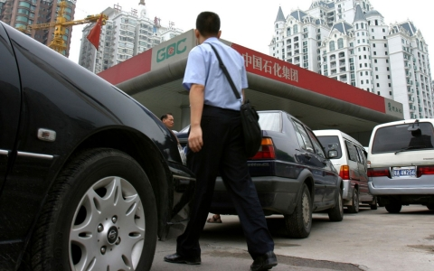 China-Cars-Oil