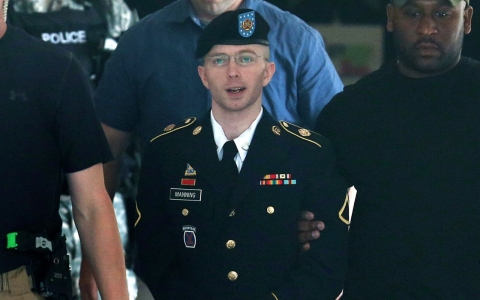 Thumbnail image for Manning: Sorry leaks 'hurt US'