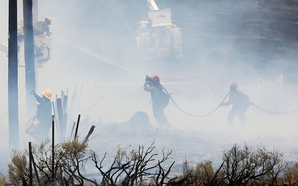 Idaho wildfire forces hundreds to evacuate al jazeera - Exterior water service line coverage ...