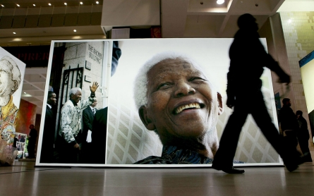 Mandela unstable but resilient, South African officials say