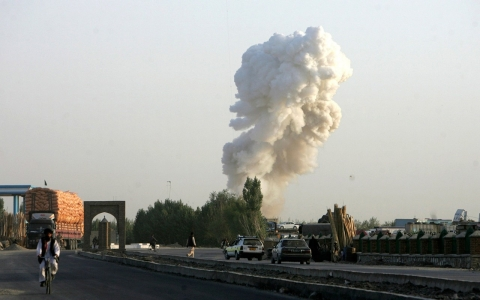 Bombing In Afghanistan Kills Six Al Jazeera America