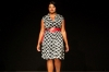 A peek at the first plus-size fashion show in the 70-year history of New York Fashion Week.