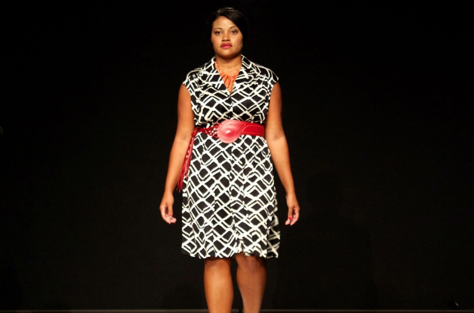 Fashion First When Plus Size Styles Hit Runway Al Jazeera America