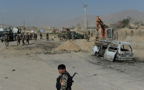 Thumbnail image for Roadside bombs kill 11 in Afghanistan