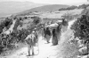 <b>Palestine, 1948.</b> Refugees return to their village after surrendering in the war against Israel. The conflict forced 85 percent of the Palestinian population living in what became Israel to leave their homes. Their right to return was written into a U.N. resolution that year, but 65 years later this issue has yet to be resolved.