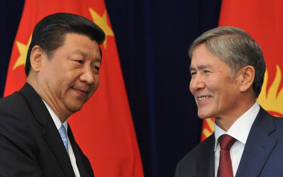 China Seeks New Oil Suppliers Amid Mideast Turmoil