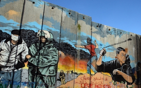 Israel Separation Wall