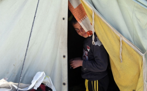 Thumbnail image for Syrian refugees find shelter among Assad's Lebanese allies