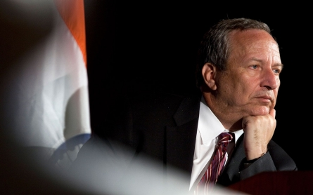 Summers drops bid for Fed chair