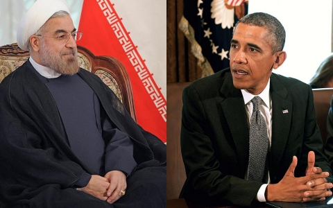 Rouhani and Obama