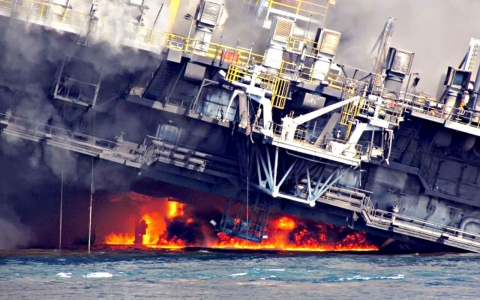 Thumbnail image for Halliburton pleads guilty to destroying Gulf spill evidence