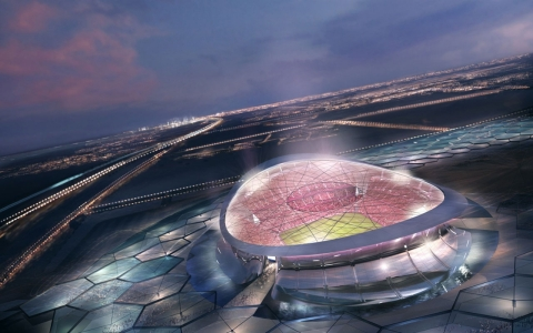 Thumbnail image for Qatar to probe claims of 'appalling' conditions for World Cup workers