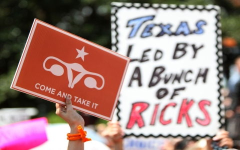 Thumbnail image for Planned Parenthood sues Texas over restrictive abortion law