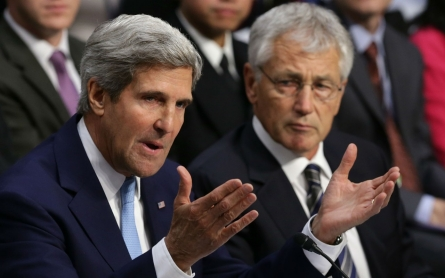 Kerry: Americans cannot be 'spectators to slaughter'