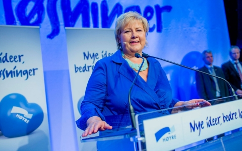 Thumbnail image for Norway Conservative Party takes power after long absence