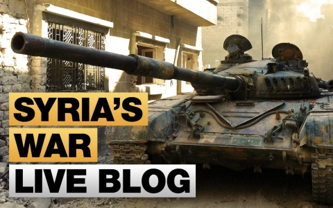 Syria's War Live Blog