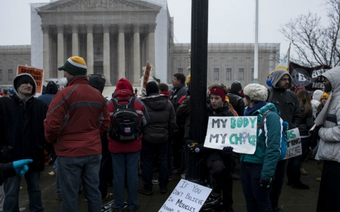 Thumbnail image for Supreme Court won't revive Arizona's 20-week abortion ban