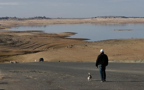 Thumbnail image for North California drought threatens farmers, ag workers, cities – and you
