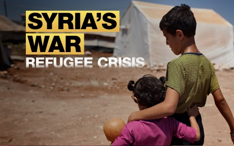 Click here for more on Syria's refugee crisis