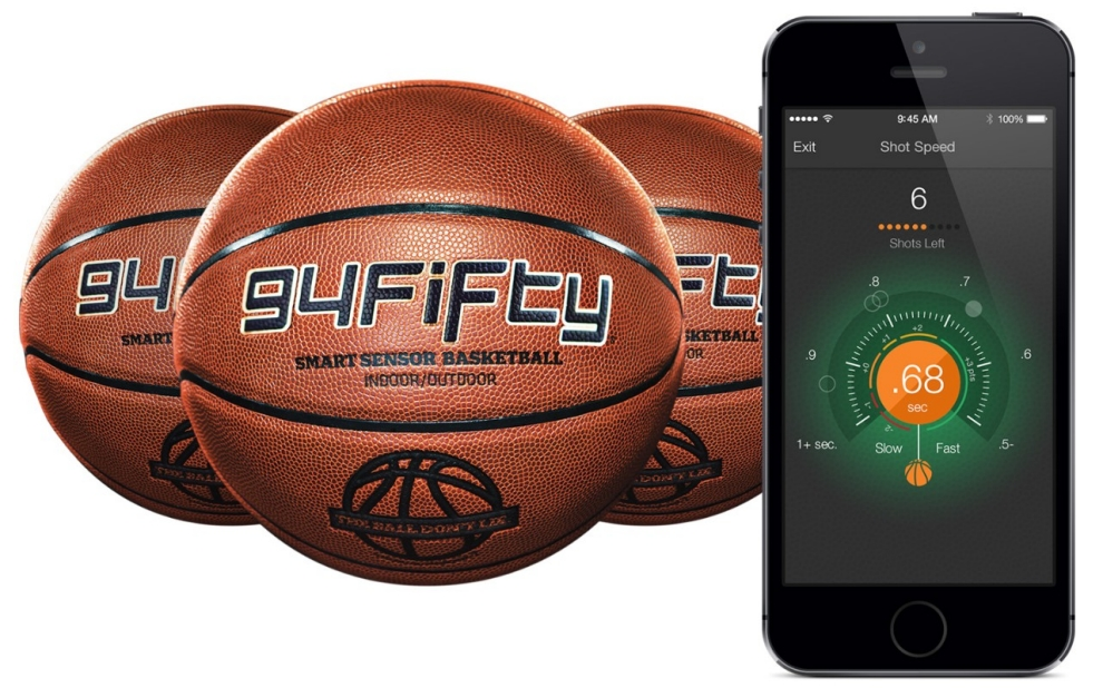 94fifty basketball The 94fifty smart net is a super-high quality net that works with your 94fify smart sensor basketball and app it is a rugged, indoor-outdoor net that works with any rim.