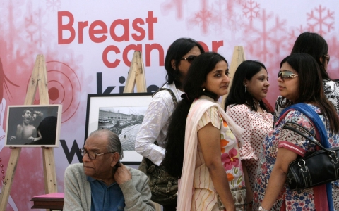 Breast forms in india