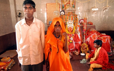 India child marriages