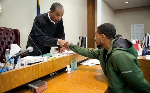 Thumbnail image for Veterans' justice: A separate court system pops up for returning vets