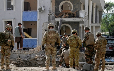 Thumbnail image for Afghan government cracks down on TV ads calling for troop extension