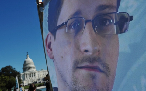 Thumbnail image for Snowden calls for whistle-blower protections, NSA reform