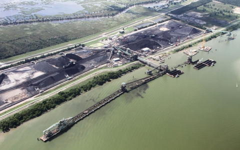 Thumbnail image for US coal's new focus on exporting leaves a cloud of dust over Louisiana