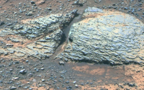 Thumbnail image for Mars Opportunity rover confirms evidence of water