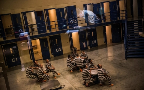 Thumbnail image for Government: Guards may be responsible for half of inmate sex assaults