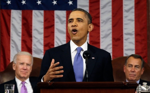 Thumbnail image for Narratives of State of the Union focus on old themes, fingerpointing