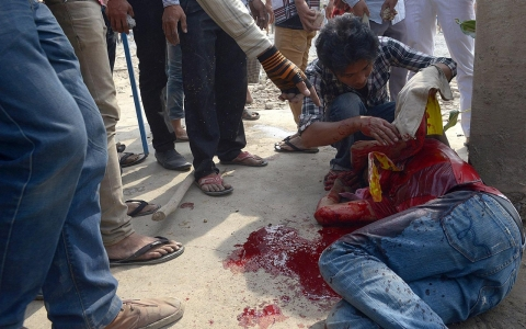 Thumbnail image for Cambodia garment workers' strike turns deadly